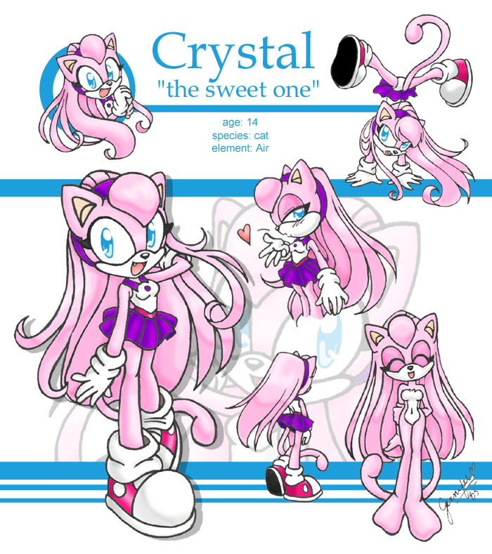 CrystalTheCat